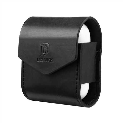 DUX DUCIS For Apple AirPods Case Luxury PU Leather Magnetic Cover For Airpods Earphone