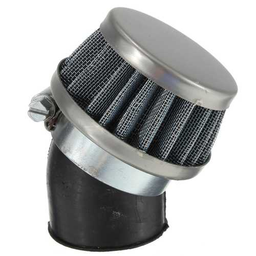1.38Inch Air Filter Bent Tube 50-125CC Motorcycle ATV Quad Dirt Bike