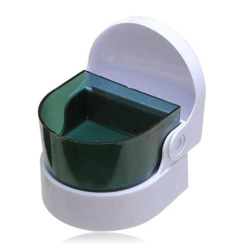Cordless Ultrasonic Cleaner For Coins Jewelry Dentures