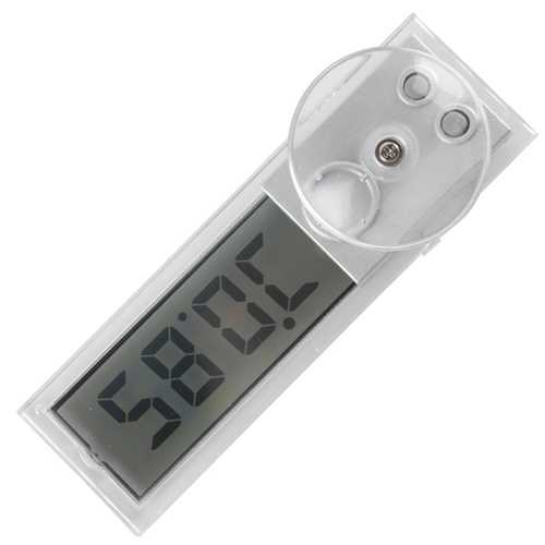 Accurate Car Min Thermometer Auto LCD Temperature Gauge