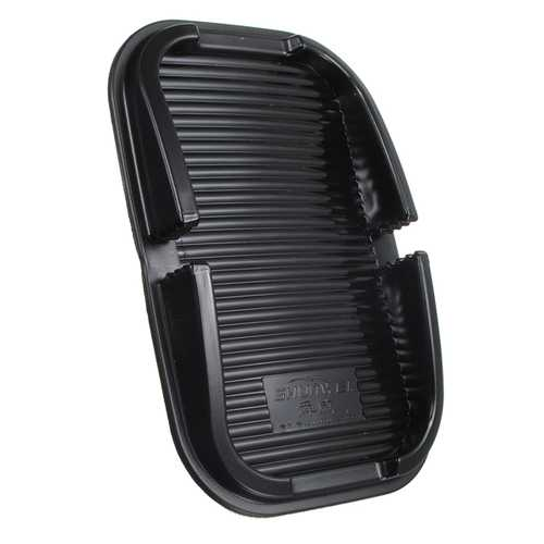 Car Non-Slip Pad Vehicle Auto Anti Slip Mat Slip Resistant Pads Black