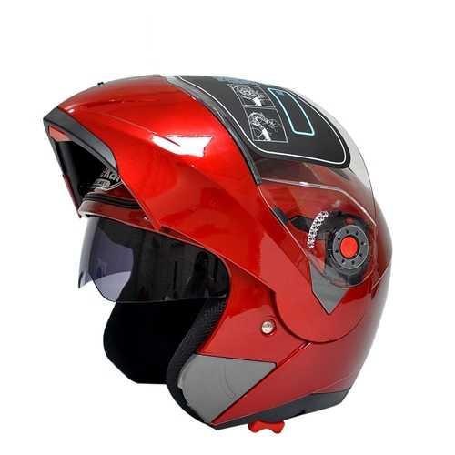 JIEKAI 105 Full Face Motorcycle Racing Helmet Dual Visor Helmet