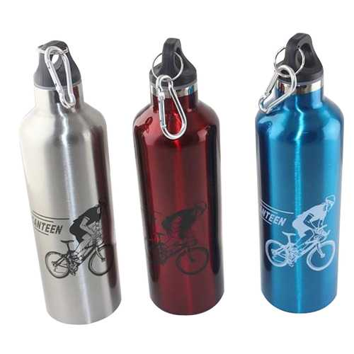 Outdoor Water Bottle Thermal Bicycle Sports Water Bottle 550ml