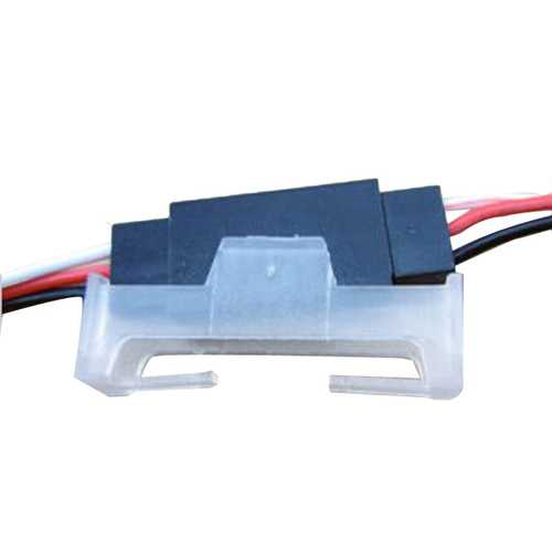 Servo Extension Cord Fastener Plug Fixed Block for RC Helicopters