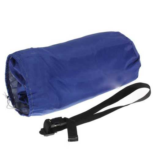 Boat Cover for 14-16ft Heavy Duty Trailerable Fish-Ski V-Hull 210D