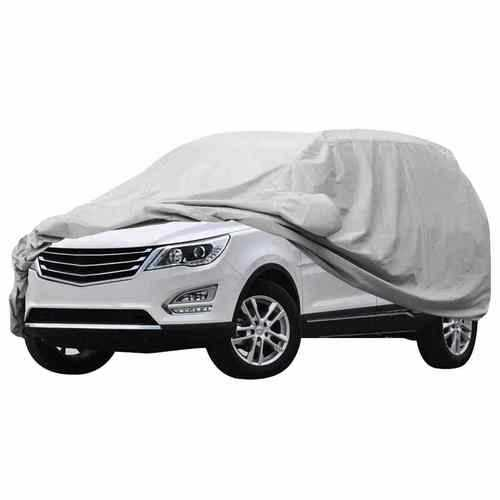 Universal SUV Car Cover Waterproof Rainproof Sunscreen UV Protection 4.7mX1.8mX1.85m