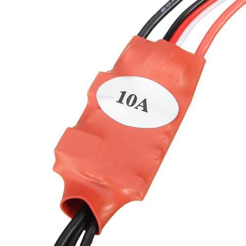 Red Brick 10A ESC Brushless ESC BEC:5V1A