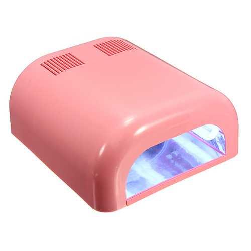 36Watt Pro UV Curing Lamp Salon Nail Art Dryer Light Timer Lamp