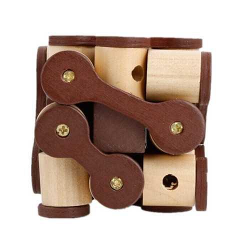 Classical Intellectual Toys Kong Ming Lock Luban Lock