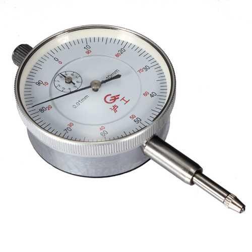 0.01mm Accurancy Measurement Instrument Dial Gauge Indicator Gage