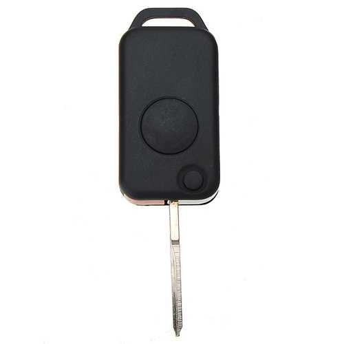 1 Button Flip Key Shell Replacement for Benz W168 W124 W202