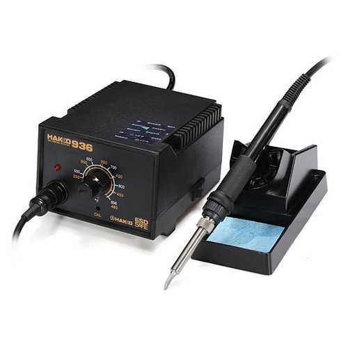 High Quality 220V Eu Plug 936 Esd Safe Soldering Station Kit