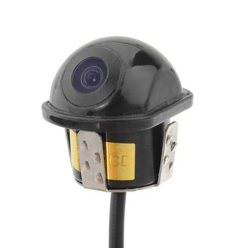 170 CCD Wide Angle Waterproof Rear View Reverse Backup Camera