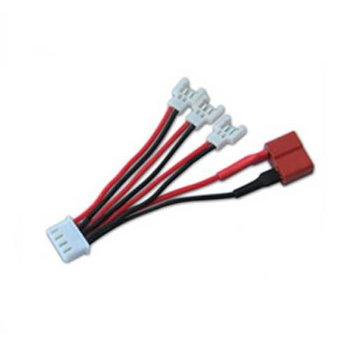 1 TO 3 Cable For Walkera Genius CP Mini CP Ladybird V12D02S B6 B6AC