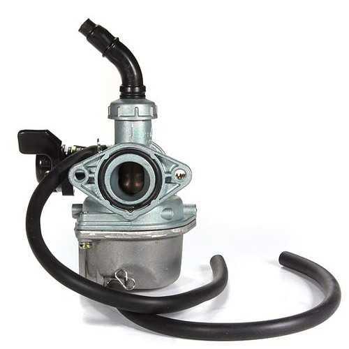 PZ19 Lever Choke Carburetor For ATV Quad Go Kart TAOTAO Honda
