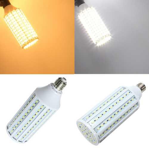 E27 40W White/Warm White 5630 SMD 165 LED Corn Light 220V