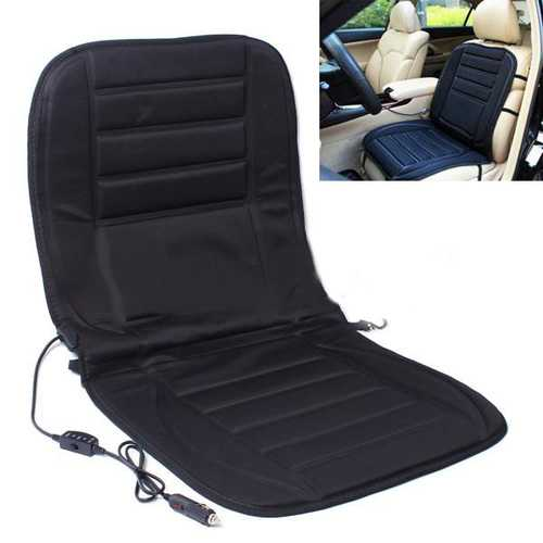 12V Car Van Auto Heated Padded Pad Hot Car Seat Cushion Cover Warmer