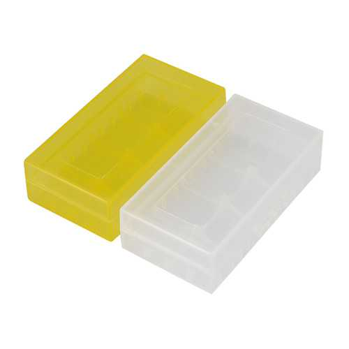 18650 CR123A Battery Storage Case Holder Box