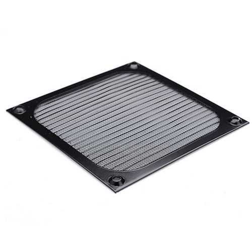 120mm Aluminum Dustproof Cover Dust Filter for PC Fan