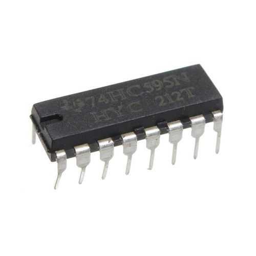 25pcs SN74HC595N 74HC595 74HC595N HC595 DIP-16 8 Bit Shift Register IC
