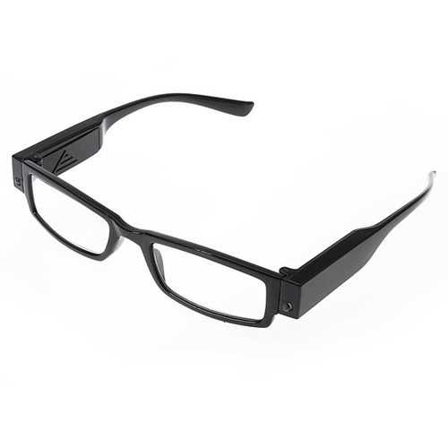 LED Lights Reading Glasses Night Vision Glasses With Lamp