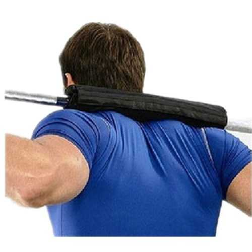 Barbell Pad Gel Supports Weight Lifting  Barbell Protector