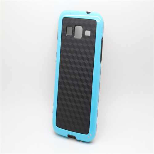 Dual Color TPU PC Protective Case For SAMSUNG S4 Active mini i8580