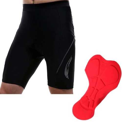 LAMBDA Cycling Shorts Pad Riding Pants Sportswear