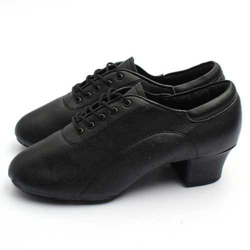 Adult Mens Ballroom Latin Tango Dance Shoes heeled