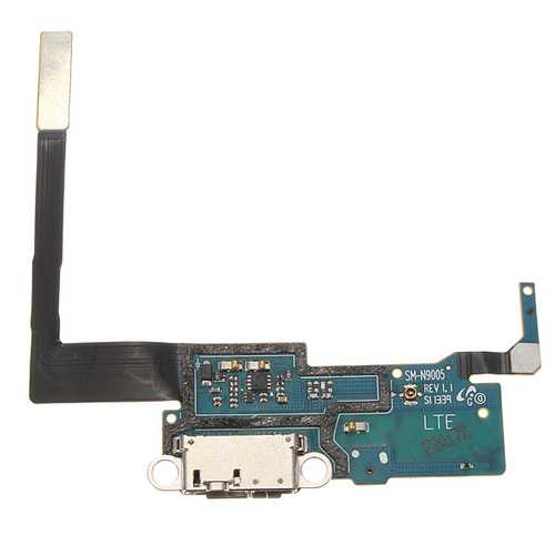 Flex Cable Charger Port Mic for Samsung Galaxy Note 3 N900A N900T