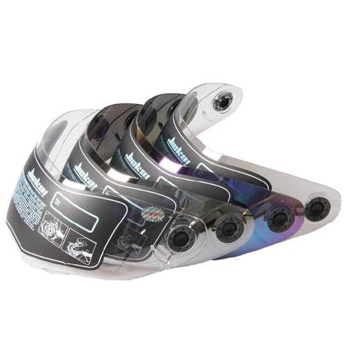 Motorcycle Helmet Visors Lens For Jiekai 105 Silver/Colorful/Clear
