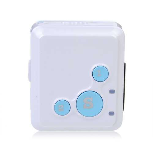 V16 Mini Personal Locator GPS Real Time Tracker SOS Communicator