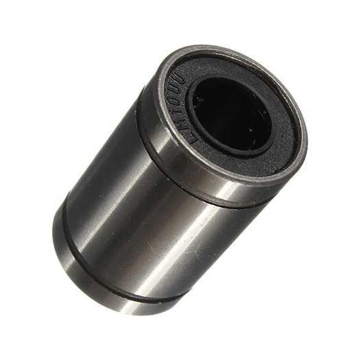 LM10UU 10mm Linear Ball Bearing Linear Bushing 10x19x29mm