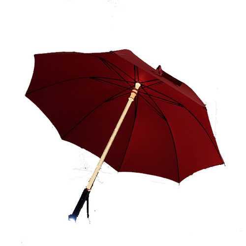 LED Flashlight Umbrella for Night Protection Amusement Park