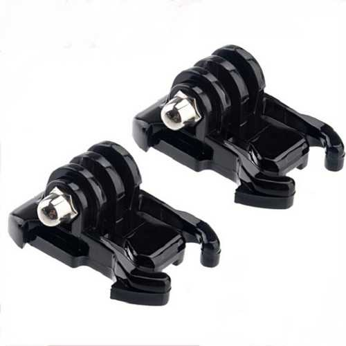 2x Car DVR Accessories Buckle Basic Mount for SJcam  SJ4000 SJ5000 SJ5000X  X1000  Gopro