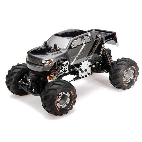 HBX 2098B 1/24 4WD Mini RC Car Climber Crawler Metal Chassis