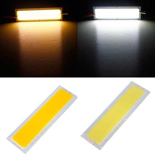 10W COB LED Lamp Light Bulb Warm Pure White For DIY DC 12V
