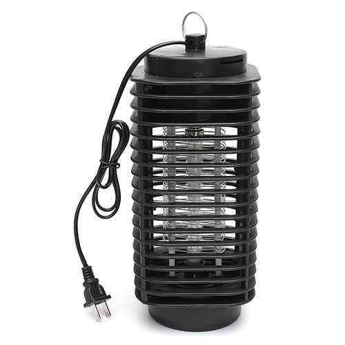 220V EU 110V US Electrical Mosquito Flying Insect Pest Killer Light Lamp