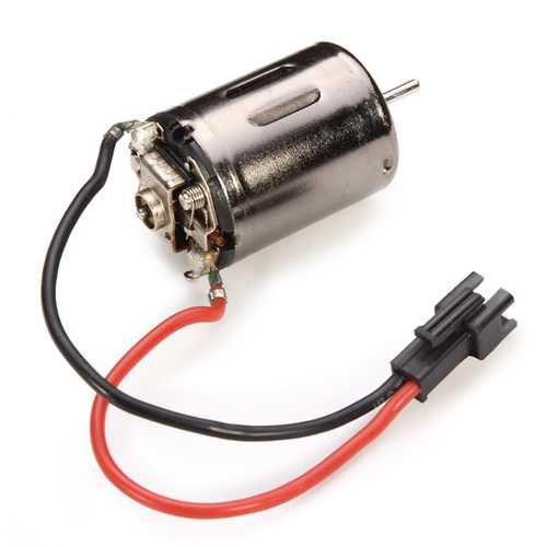 370 Magnetic Carbon brush Motor For MJX Wltoys RC Helicopter
