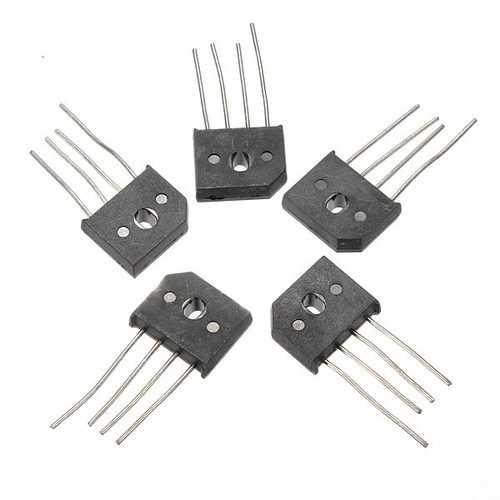 20Pcs 10A 1000V KBU1010 Single Phases Diode Rectifier Bridge IC Chip