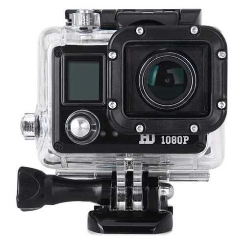 Amkov SJ5000 Action Sports Camera WiFi 1080P CMOS Sensor 170 Degree Wide Angle