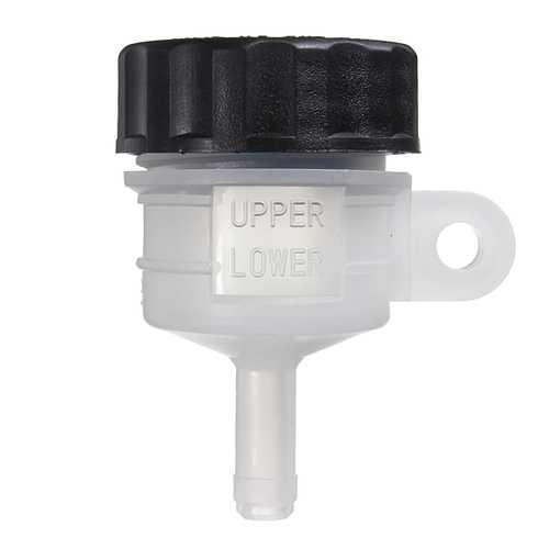Motorcycle Brake Oil Cup Reservoir Front Fluid Bottle Master Cylinder