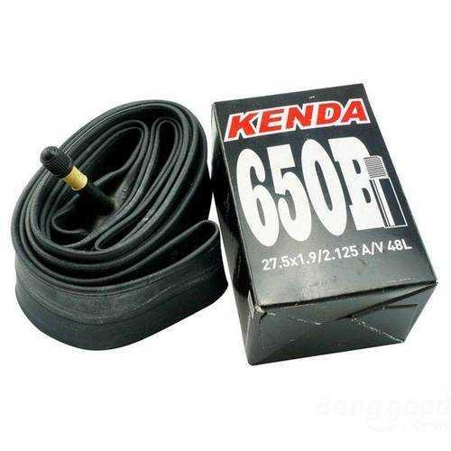 Kenda Bicycle Inner Tube 27.5*1.9/2.125 A/V 48L MTB Road Bike Tire