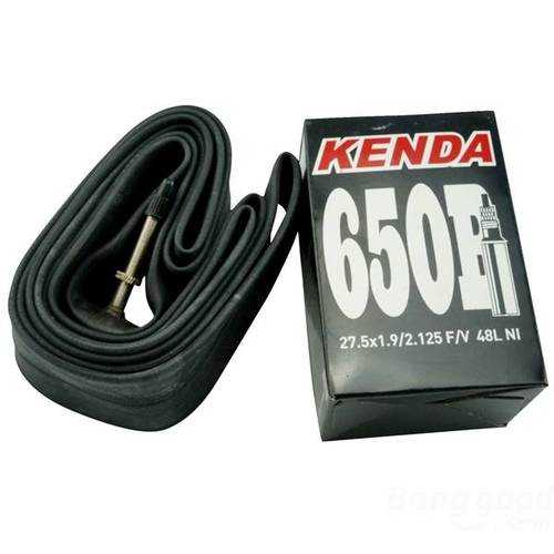 Kenda Bicycle Inner Tube 27.5*1.95/2.125 F/V 48L MTB Road Bike Tire