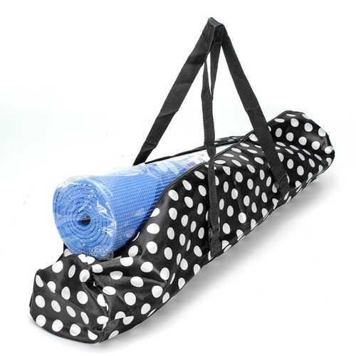 Portable Yoga Mat Bag Waterproof Backpack Oxford