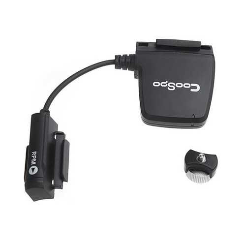 Bluetooth LE Outdoor Bike Bicycle Cycle Speed Smart Cadence Sensor