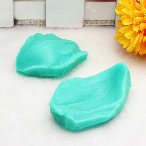 3D Leaf Cake Mold Silicone Cake Chocolate Candy Mold