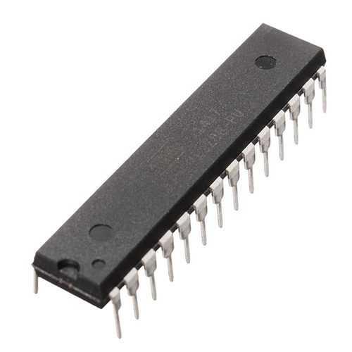 5Pcs DIP28 ATmega328P-PU MCU IC Chip With  UNO Bootloader