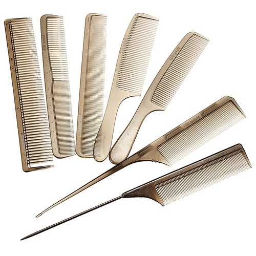 1pc Professional Hairdressing Anti Static Haircut Hair Comb