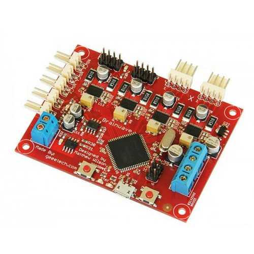 3D Printer Control Board Reprap Brainwave Motherboard